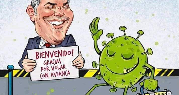 Relatos del Coronavirus     «En medio de la crisis gubernamental nos llega una pandemia para la cual no estamos preparados». Por: Gianni Lara Cruz